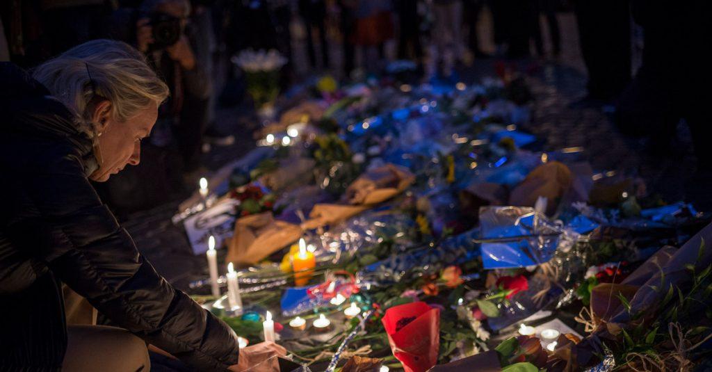 Париж @Paris 13-11-2015