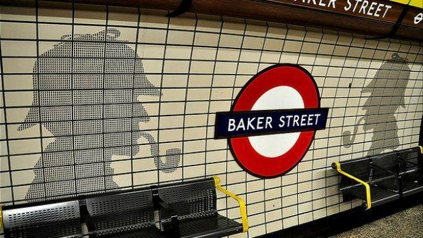 """Тайните на имотите на """"Бейкър стрийт"""""""