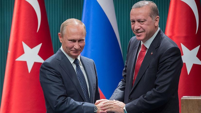утин и Ердоган - винаги готови да си забият нож в гърба