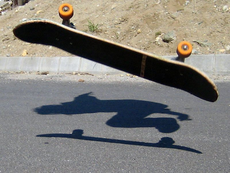 Skateboarding from Smoljan Bulgaria