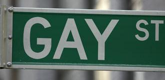 хомосексуалност