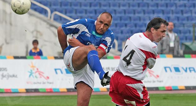 Кой е футболист №1 на България?