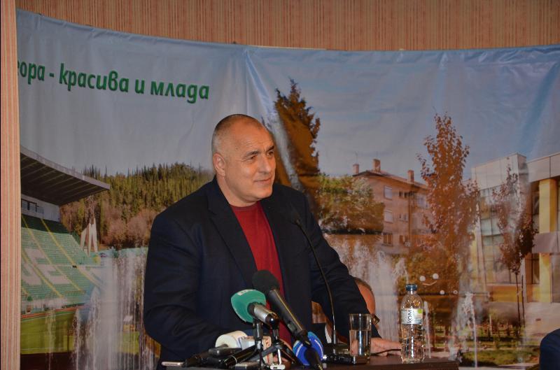 Киркор и Гарабед пишат писмо на Бойко Борисов