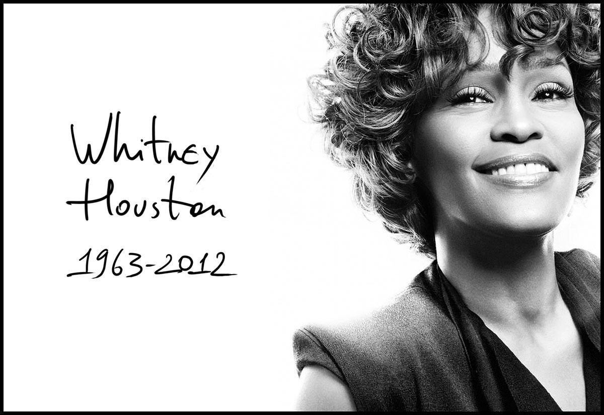 US singer and actress Whitney Houston dies aged 48