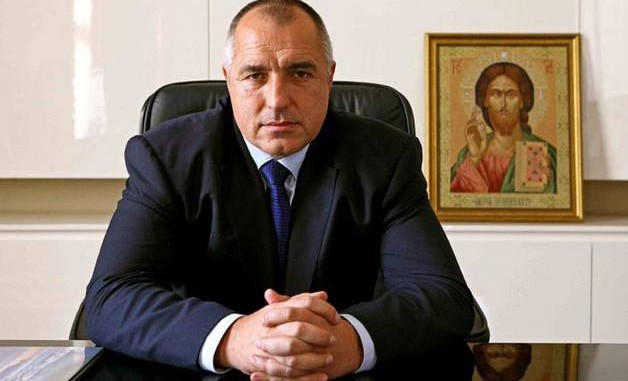 за кмета Бойко Борисов