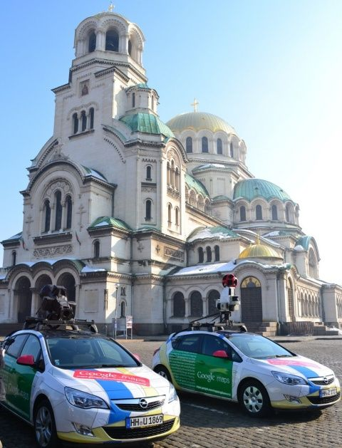Google Earth Bulgaria