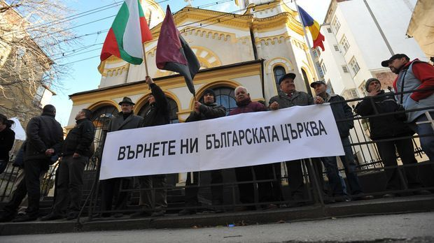 Църквата - другата българска криза