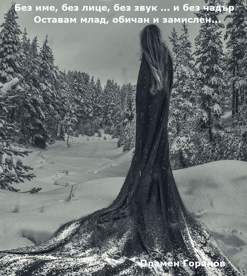 САМОИЗГАРЯНЕ Пламен Горанов