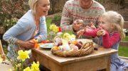 Трапезата за Великден