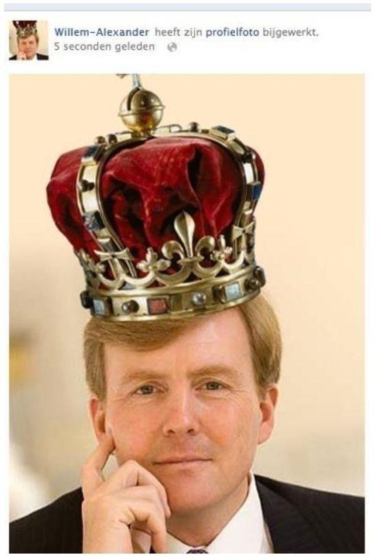 кралския трон
