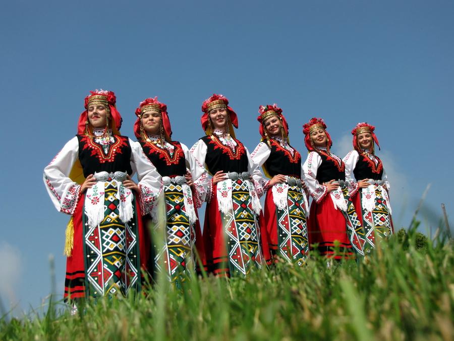 Горда съм, че съм българка