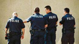 Полицай = поръчков убиец ?