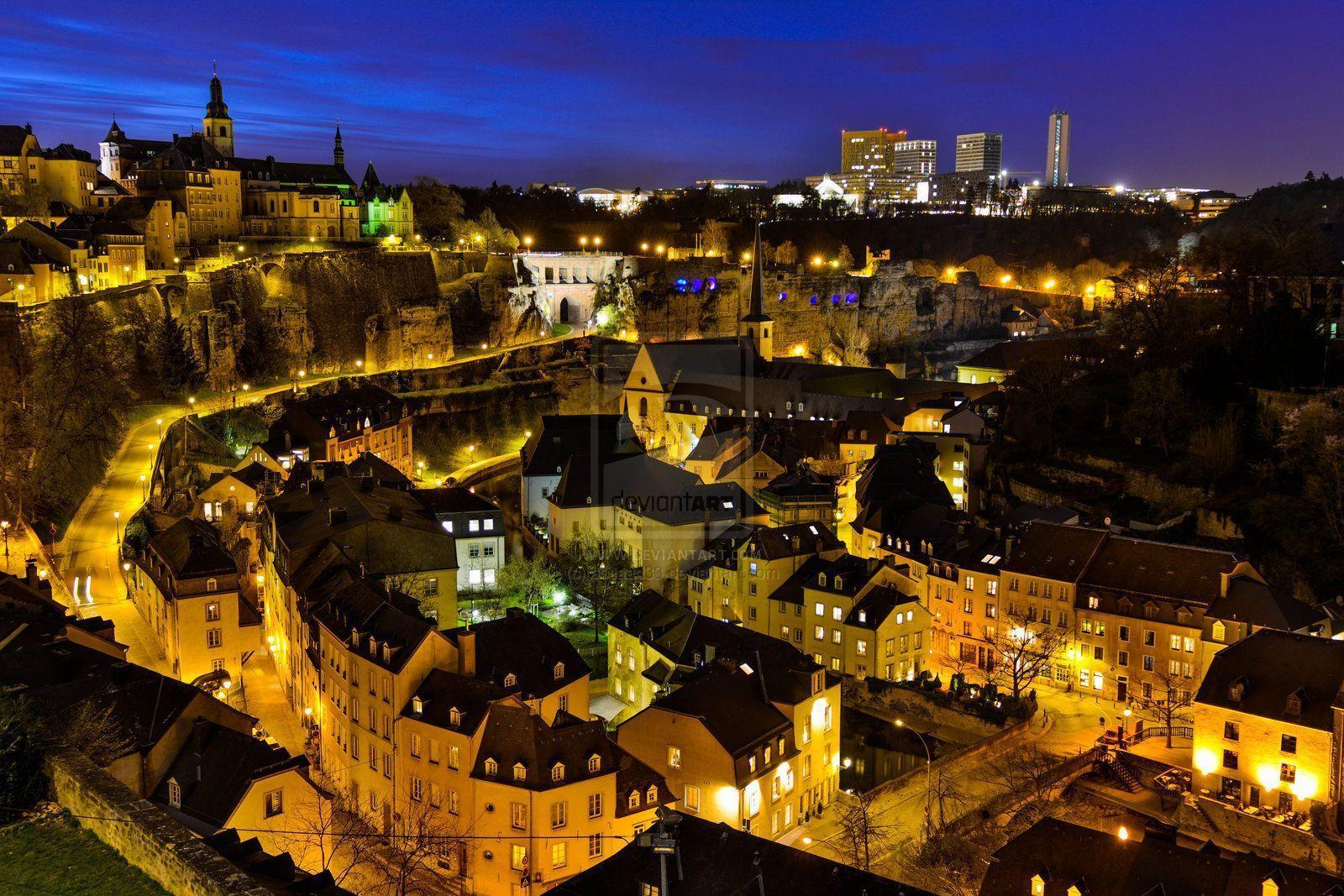 Как Люксембург позлати своето бъдеще