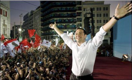 Алексис Ципрас