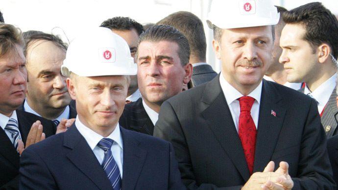 Poetin Erdogan & Vladimir Poetin