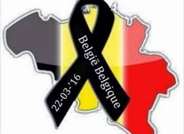 belgie 23-03-2016