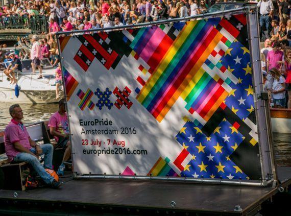 EuroPride 2016 Amsterdam