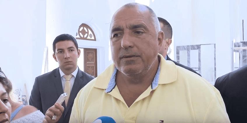 """Бойко Борисов: Допусналите скандала в ГД """"Гранична полиция"""" ще си понесат веднага отговорността"""