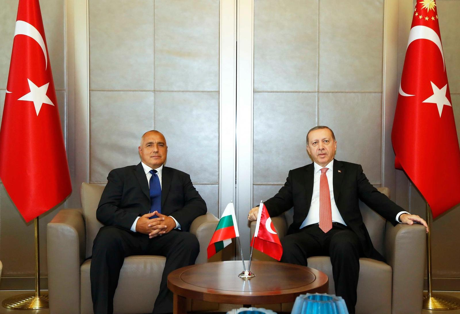 Бойко Борисов - Ердоган