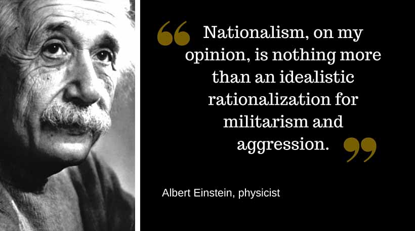 Nationalism - Национализмът