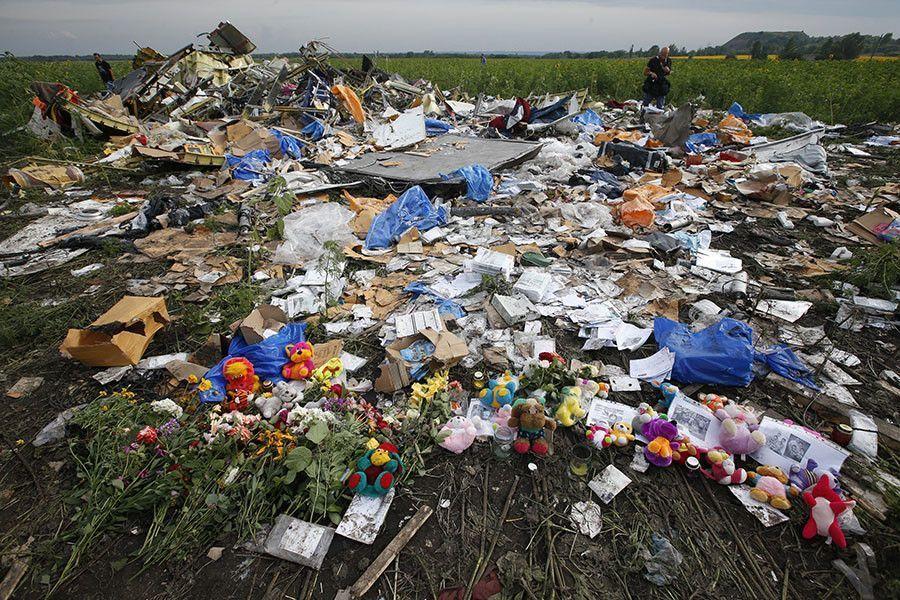 Кой свали MH17