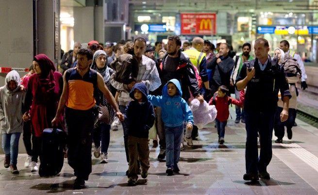 България не е залята от бежанци