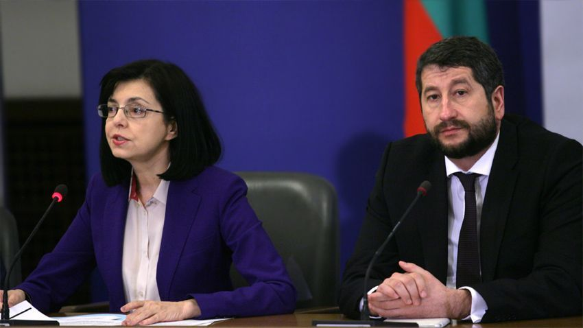 Hristo Ivanov, Bulgarian Minister of Justice