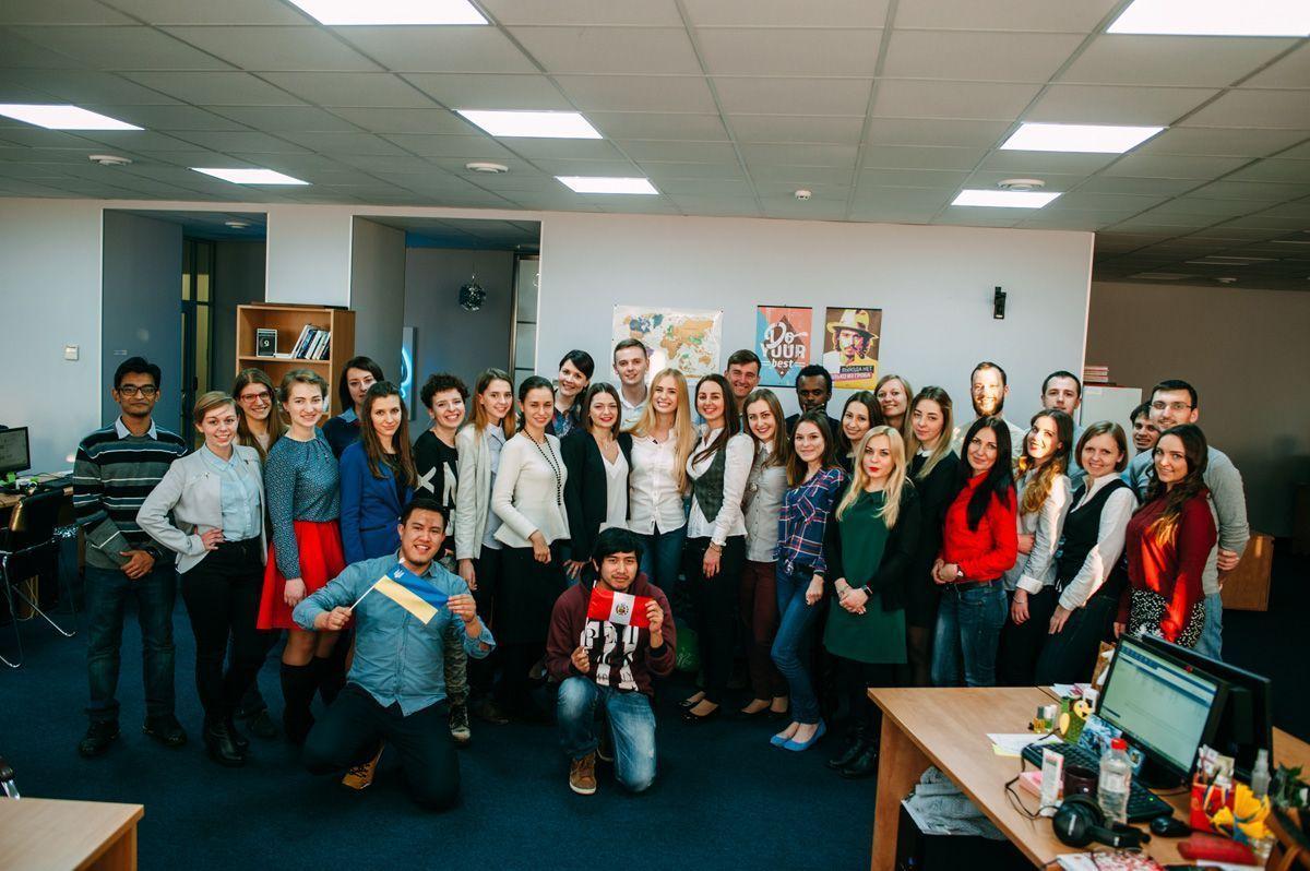 Екип на Jooble Янко Калчев,Country Manager