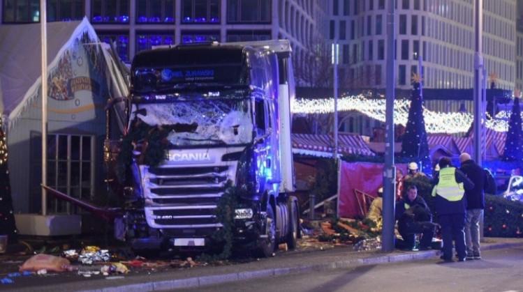 Убити и ранени в Берлин