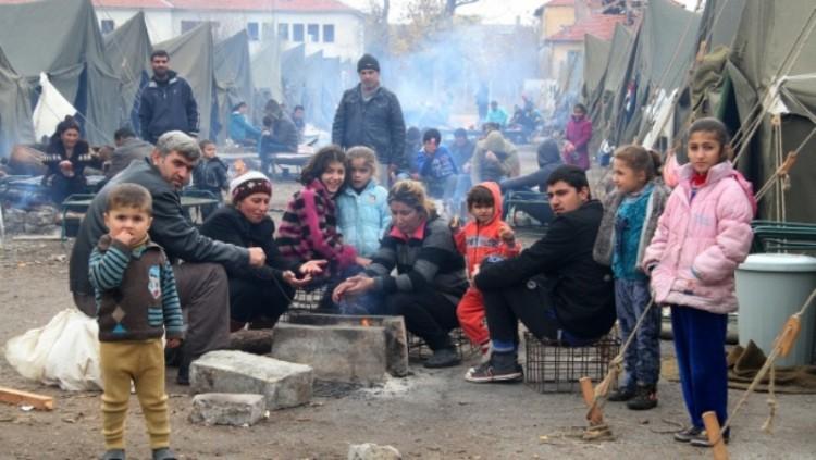 протестите на гражданите в Харманли