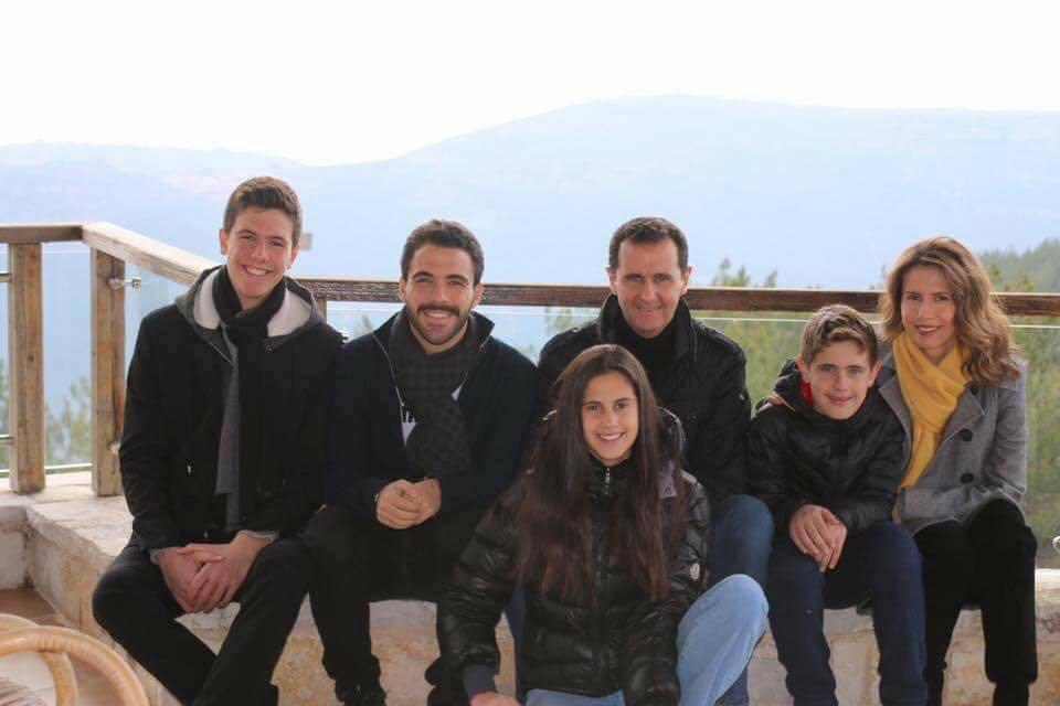 Семейство Асад