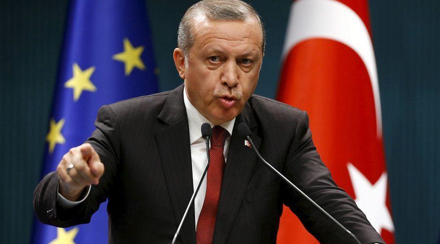 Ердоган си отмъщава на европейците
