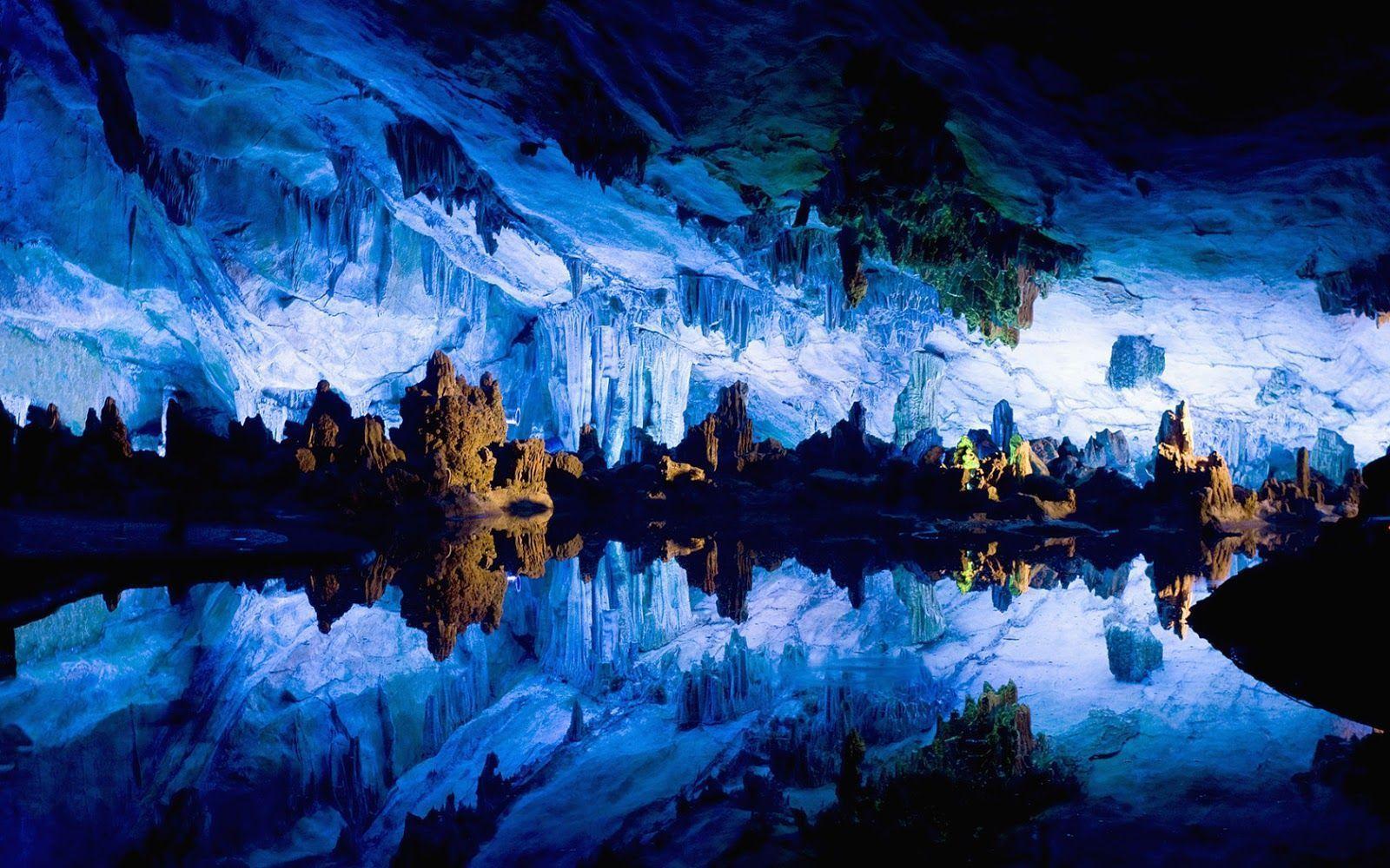 Най-дълбоката пещера на света Lechuguilla