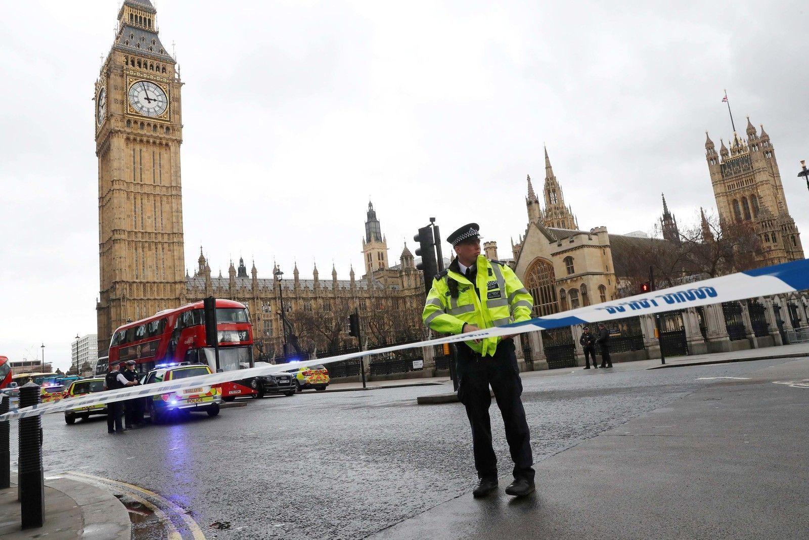 Терористично нападение в Лондон