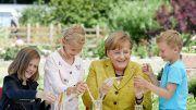 Вечната канцлерка Ангела Меркел