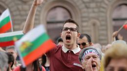 Anti-corruption protests continue in Bulgaria