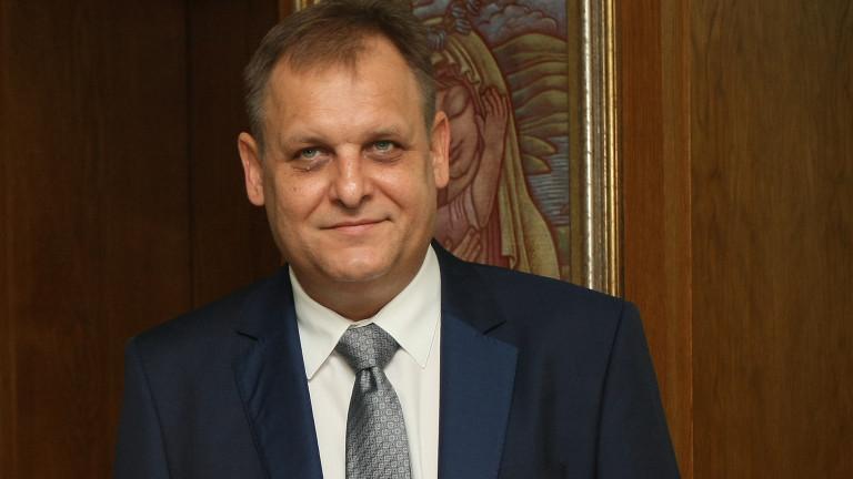 Георги Чолаков за председател на ВАС