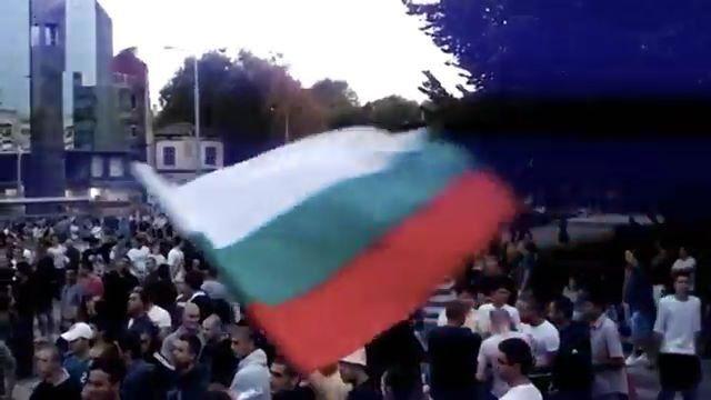 Добре дошли в България