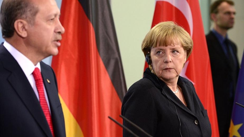 Ангела Меркел предлага на Турция привилегировано партньорство, но не и пълноправно членство