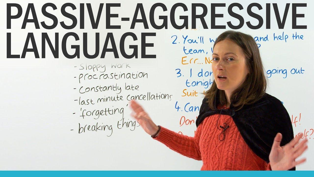 Растящата езикова агресия