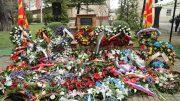 Поклон пред паметта на евреите, депортирани от територията на Република Македония преди 75 години.