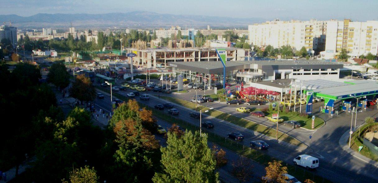 комплекс-Младост-София