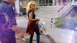 """кметица на """"Младост"""" Десислава Иванчева"""