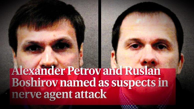 Petrov and Boshirov