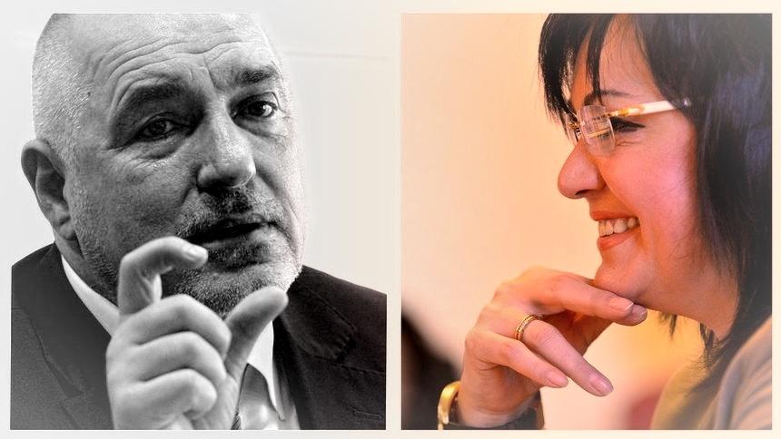 Бойко Борисов и Корнелия Нинова