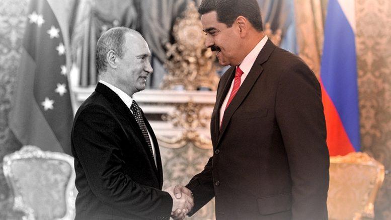 Путин ще крепи Мадуро до последно