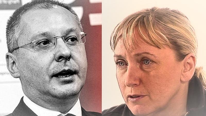 Защо Йончева, а не Станишев?