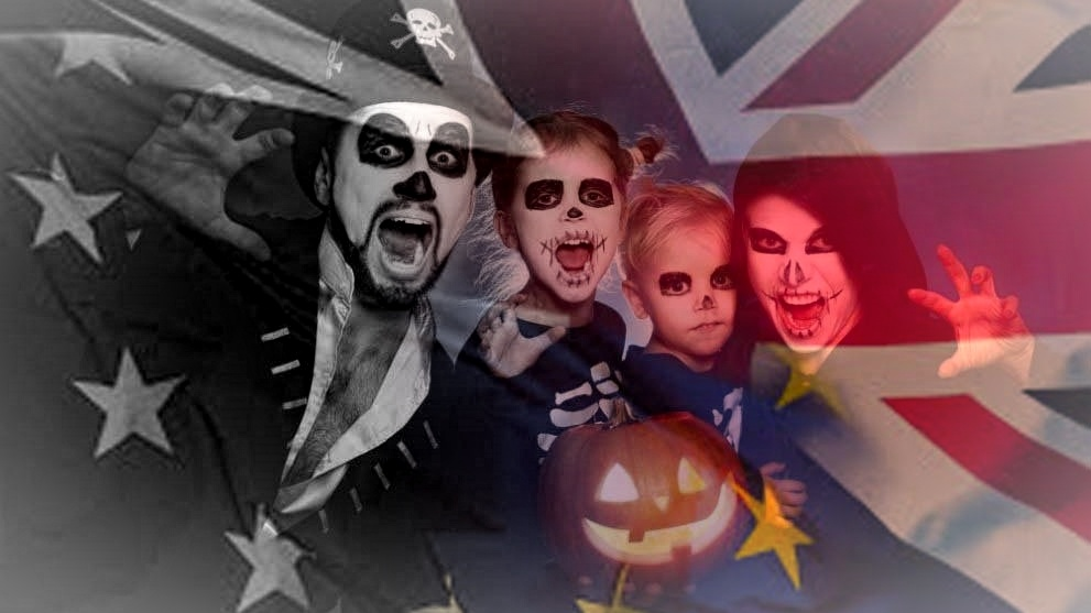 Хелоуин Брекзит