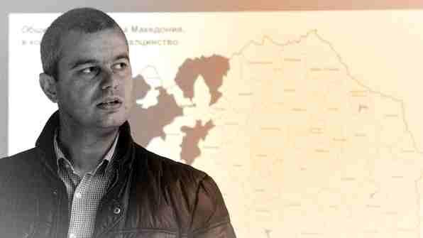 "Костадин Костадинов, лидер на ""Възраждане"""