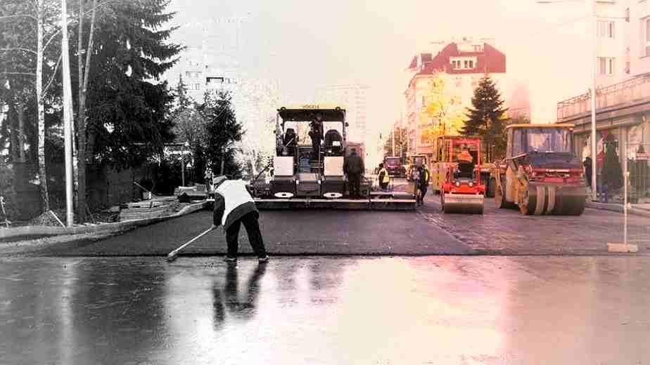 Ремонтите в София